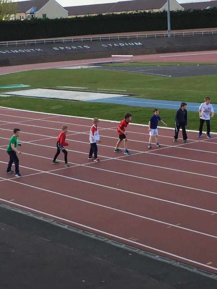 Junior Section Sports - 3rd Falkirk Boys' Brigade Company