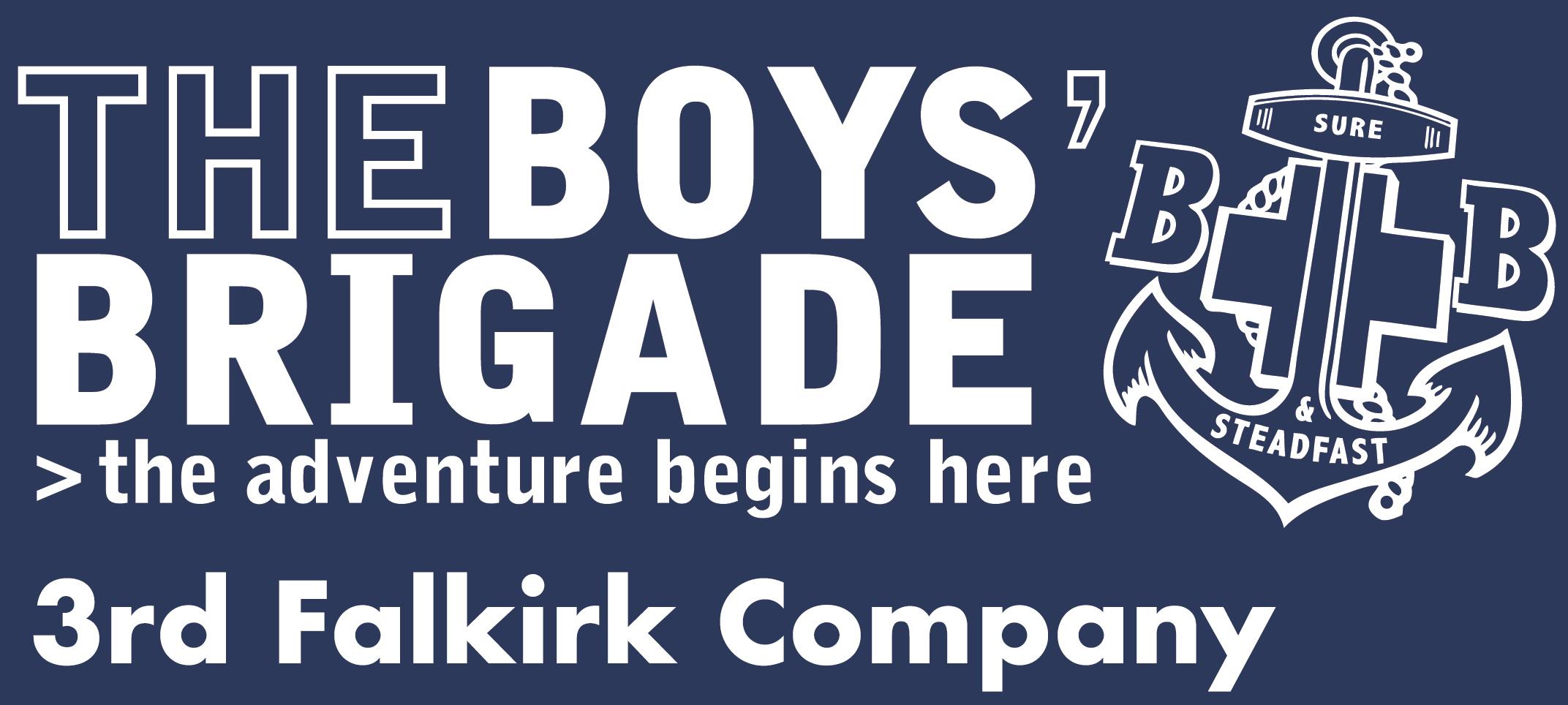 3rd Falkirk Boys' Brigade Company